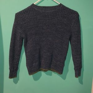 Gap blue sweater size small